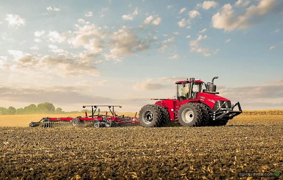 Case IH отримав масштабне замовлення машин для українського аграрного бізнесу